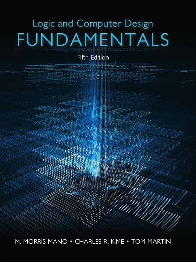 Logic and Computer Design Fundamentals  5th Edition by M. Morris R. Mano PDF