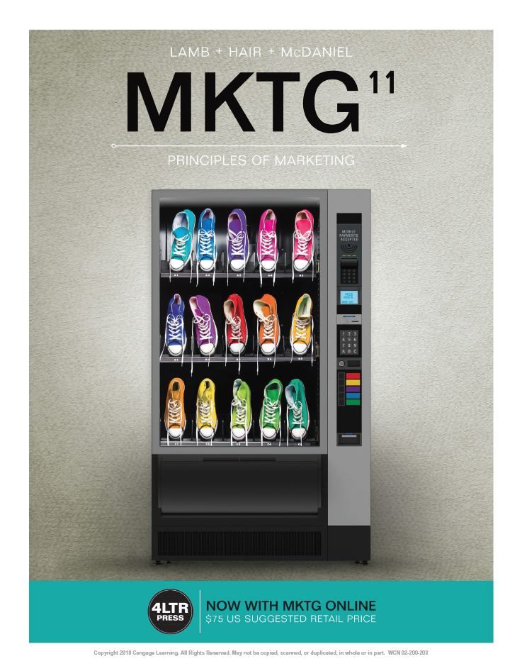 MKTG  11th Edition by Charles W. Lamb PDF