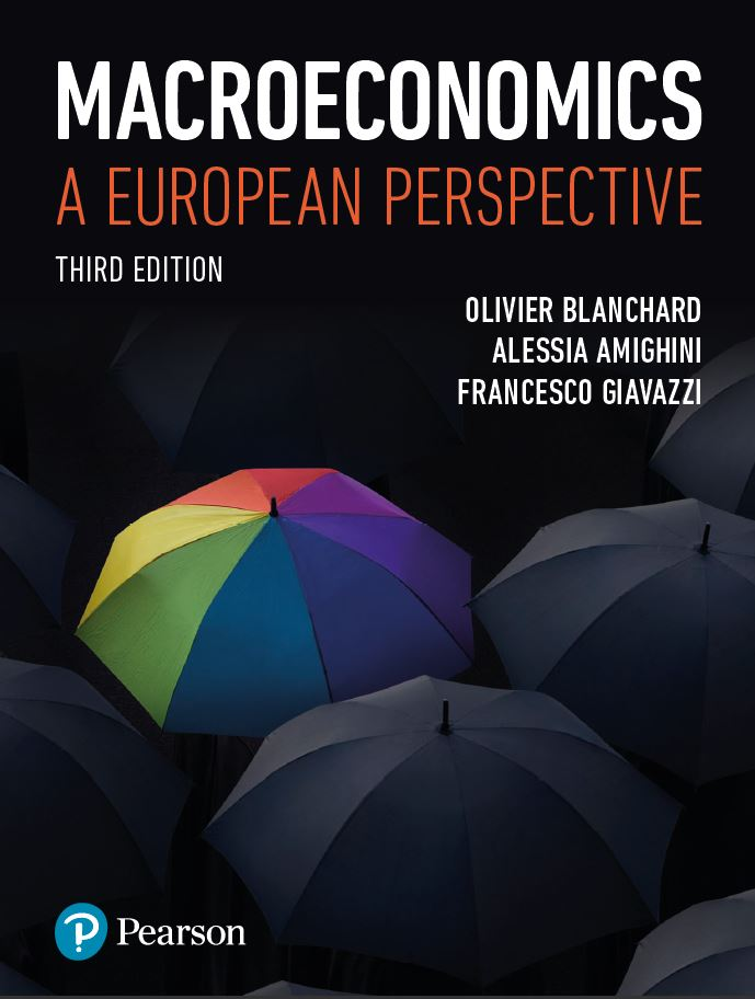 Macroeconomics: A European Perspective 3rd Edition by Olivier Blanchard PDF