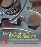 Managerial Economics  12th Edition by Christopher R Thomas PDF