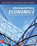 Managerial Economics and Organizational Architecture, 6th Edition  by James Brickley PDF