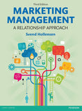 Marketing Management,  A Relationship Approach 3rd Edition, by Svend Hollensen PDF
