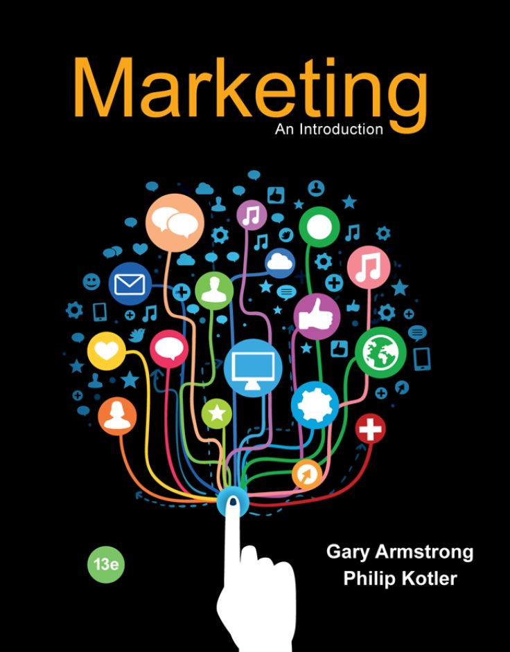 Marketing: An Introduction 13ed by Gary Armstrong, Philip Kotler PDF