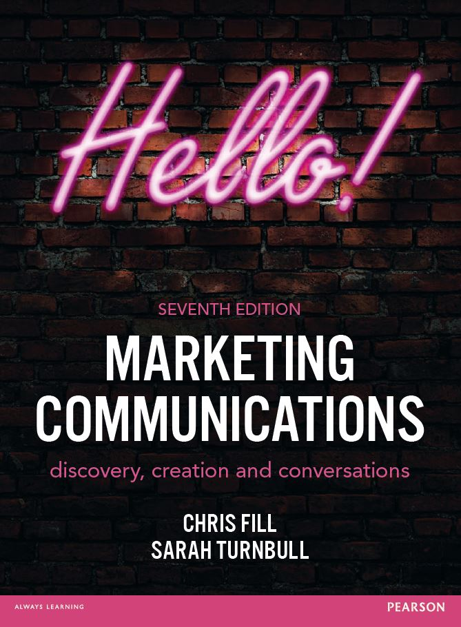 Marketing Communications  7th Edition by Chris Fill PDF