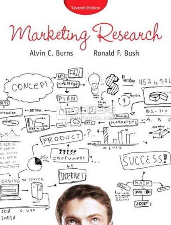 Marketing Research 7th Edition by Alvin C. Burns PDF