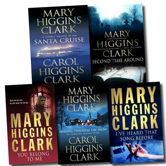 Mary Higgins Clark Ebooks Collection 1975 - 2017 - Books with Benefits