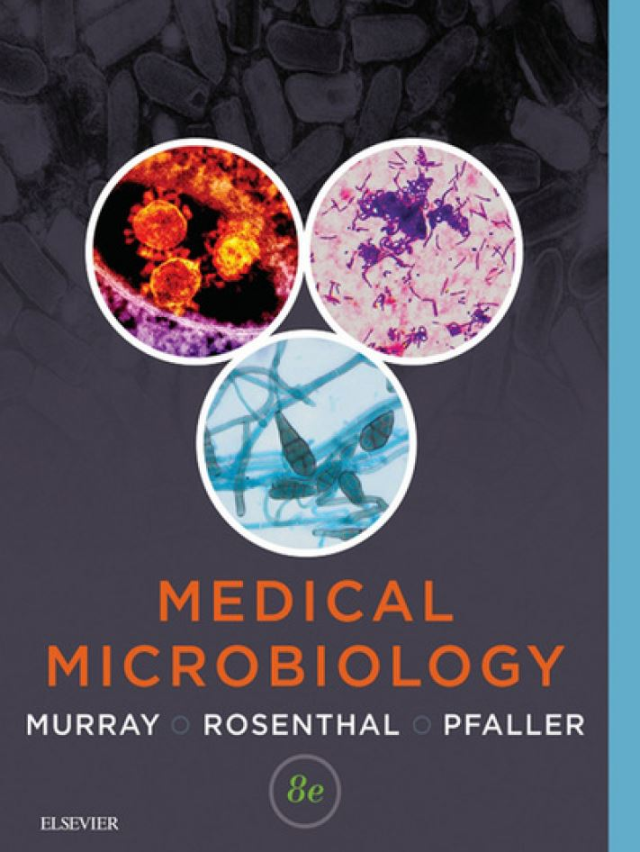 Medical Microbiology 8th Edition by Patrick R. Murray PDF