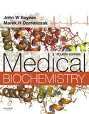 Medical Biochemistry 4th Edition by John W Baynes PDF