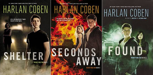 Mickey Bolitar 1-3 Ebooks by Harlan Coben - Books with Benefits