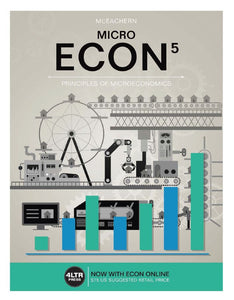 ECON MICRO  5th Edition by William A. McEachern PDF