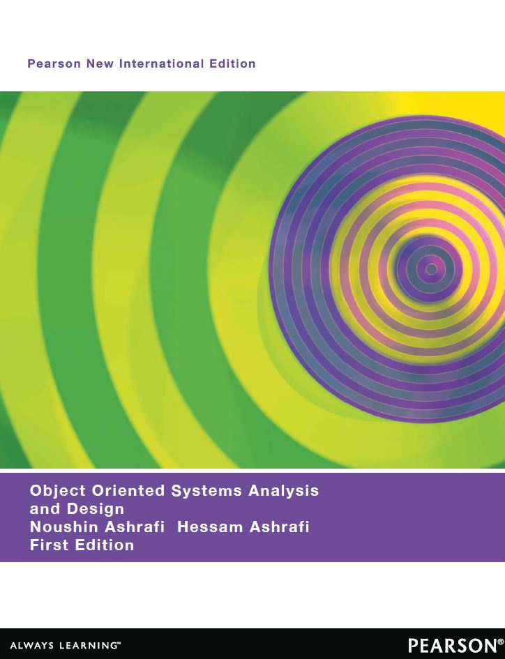 Object Oriented Systems Analysis and Design 1st 1E PDF