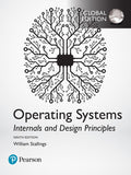 Operating Systems 9th 9E Global  William Stallings PDF