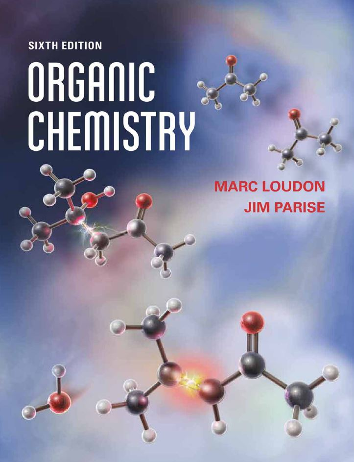 Organic Chemistry 6th edition by Marc Loudon PDF