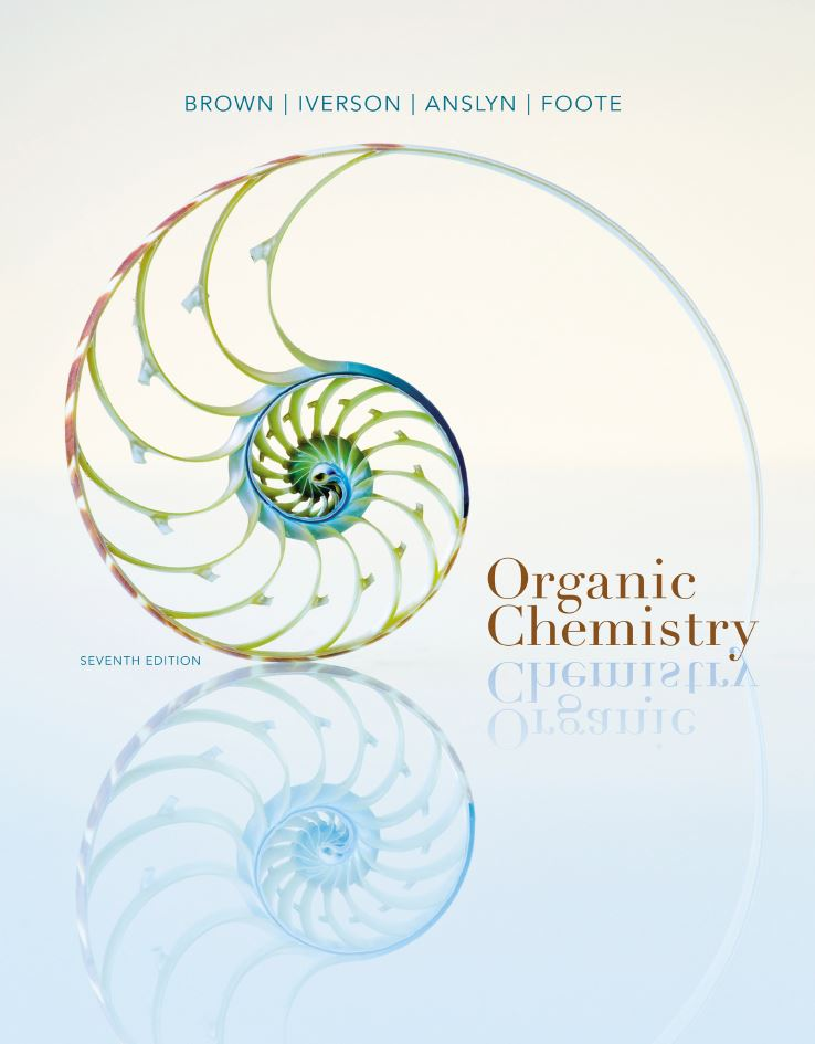 Organic Chemistry 7th Edition by William H. Brown PDF