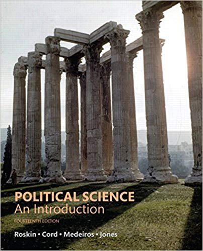 Political Science: An Introduction  14th Edition by Michael G. Roskin PDF