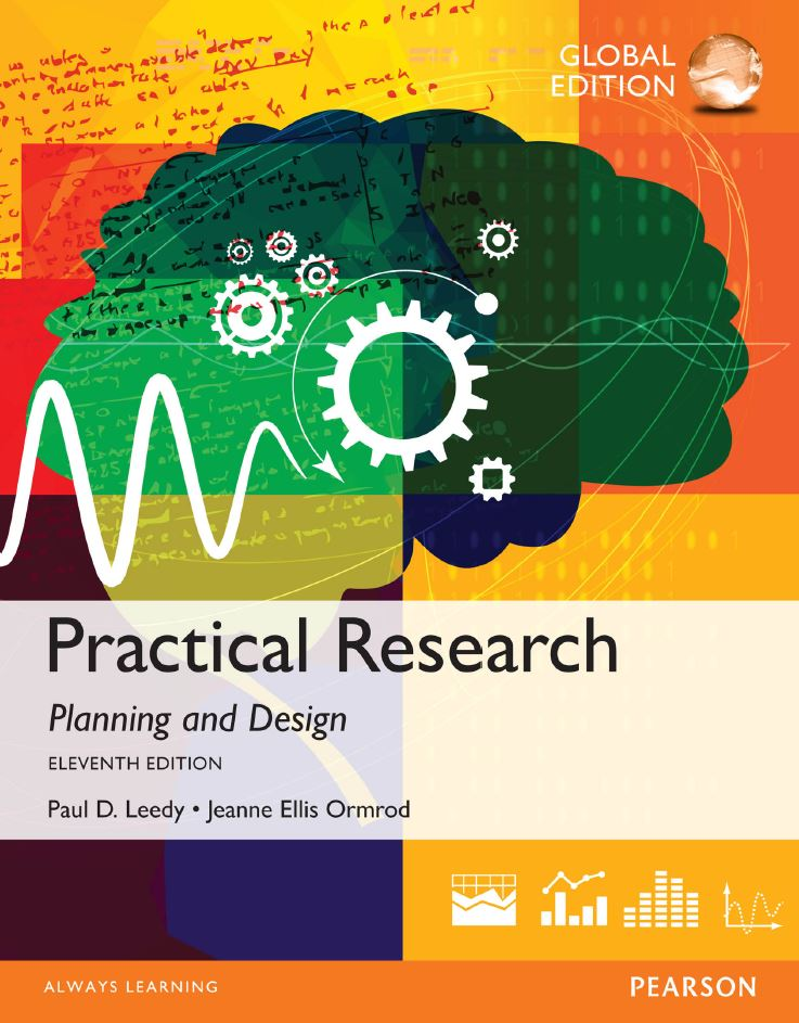 Practical Research; Planning and Design 11th 11E Global PDF