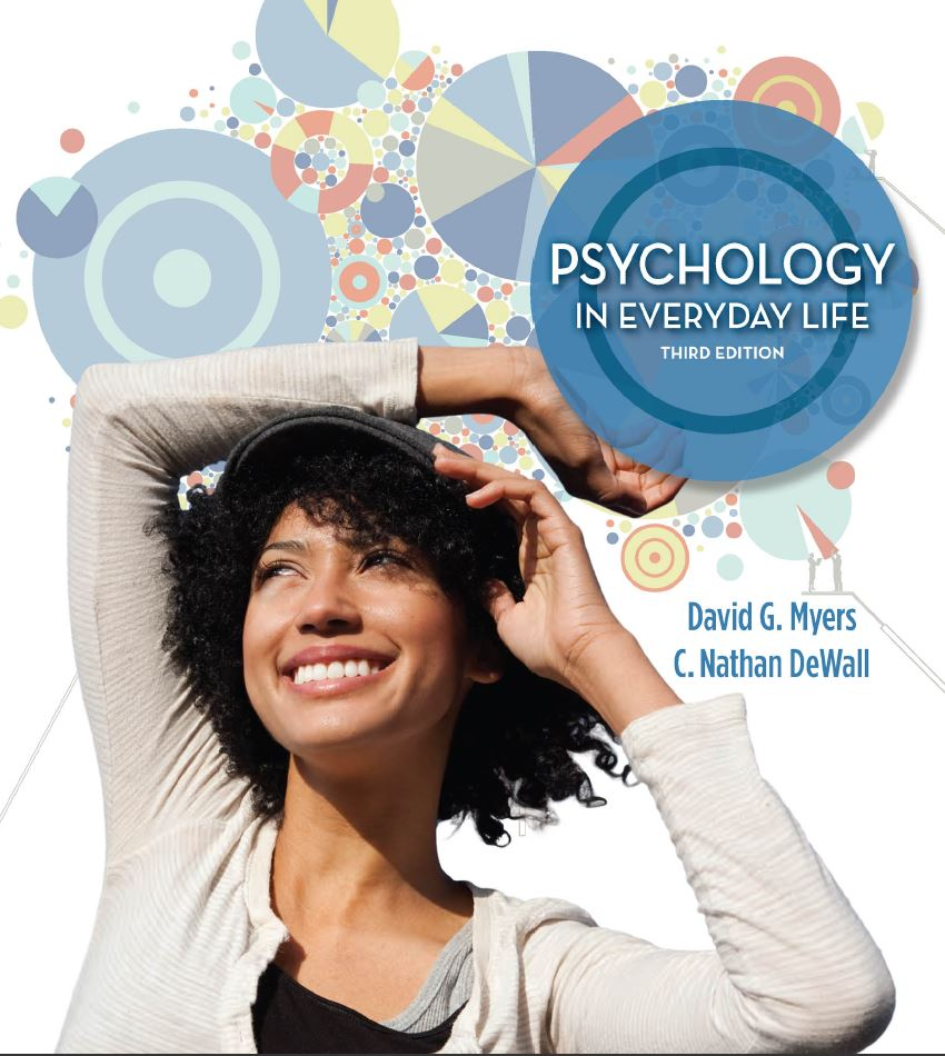 Psychology in Everyday Life 3rd Edition by David G. Myers PDF