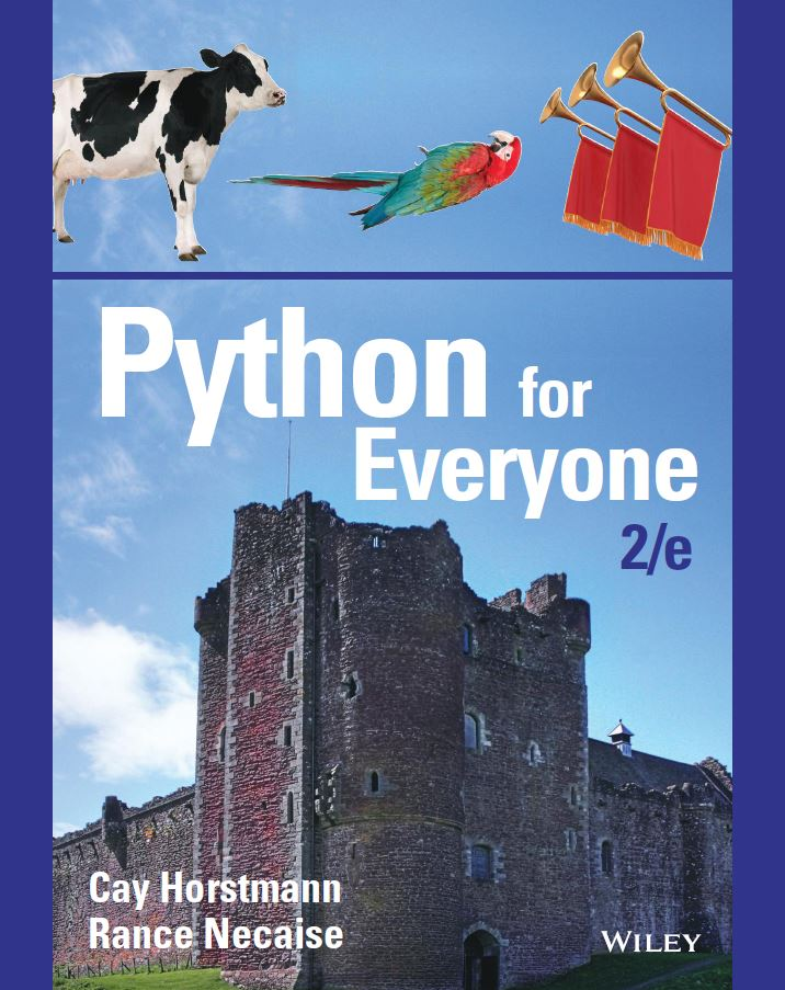 Python for Everyone 2nd Edition by Cay S. Horstmann PDF