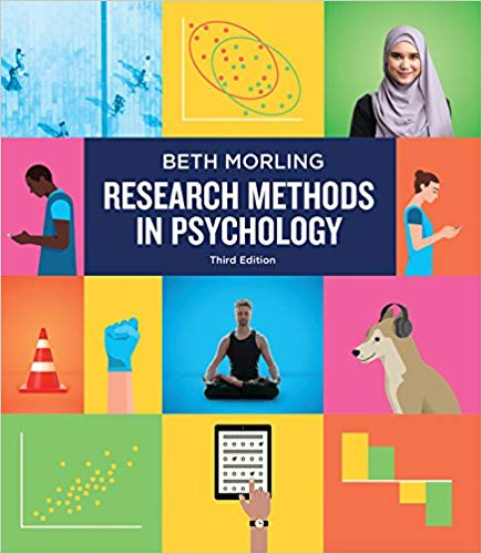 Research Methods in Psychology: Evaluating a World of Information Third Edition by Beth Morling PDF