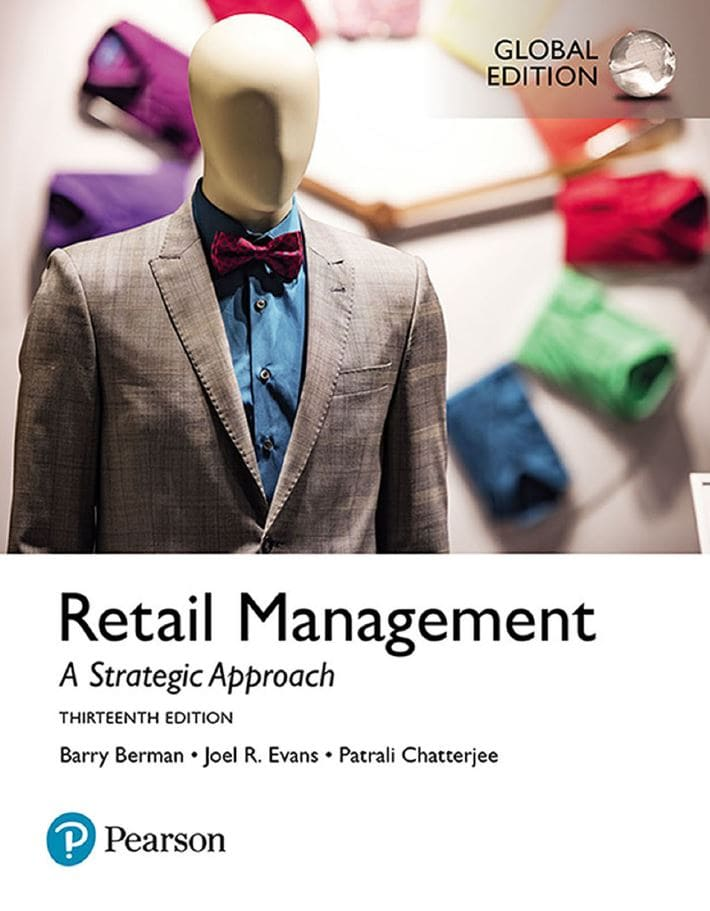 Retail Management; A Strategic Approach 13th Global Edition PDF