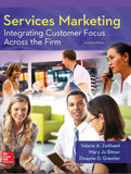 Services Marketing: Integrating Customer Focus Across the Firm 7th Edition by Valarie A. Zeithaml PDF