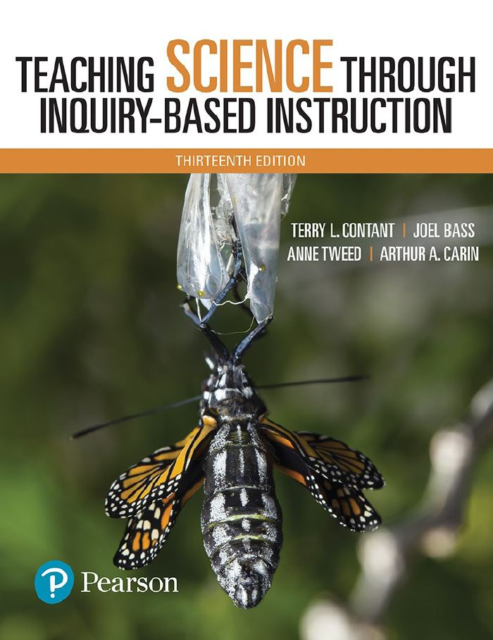 Teaching Science Through Inquiry-Based Instruction,13th Edition by Terry L. Contant PDF