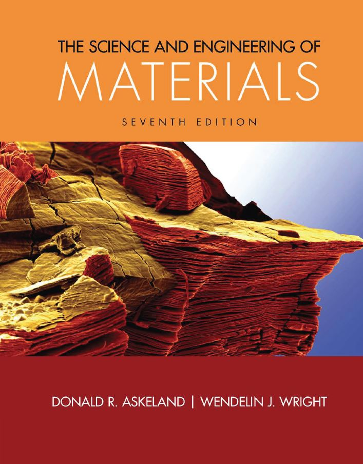 The Science and Engineering of Materials 7th Edition by Donald R. Askeland PDF