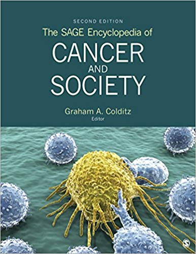 The SAGE Encyclopedia of Cancer and Society 2nd Edition,  by Graham A. Colditz PDF