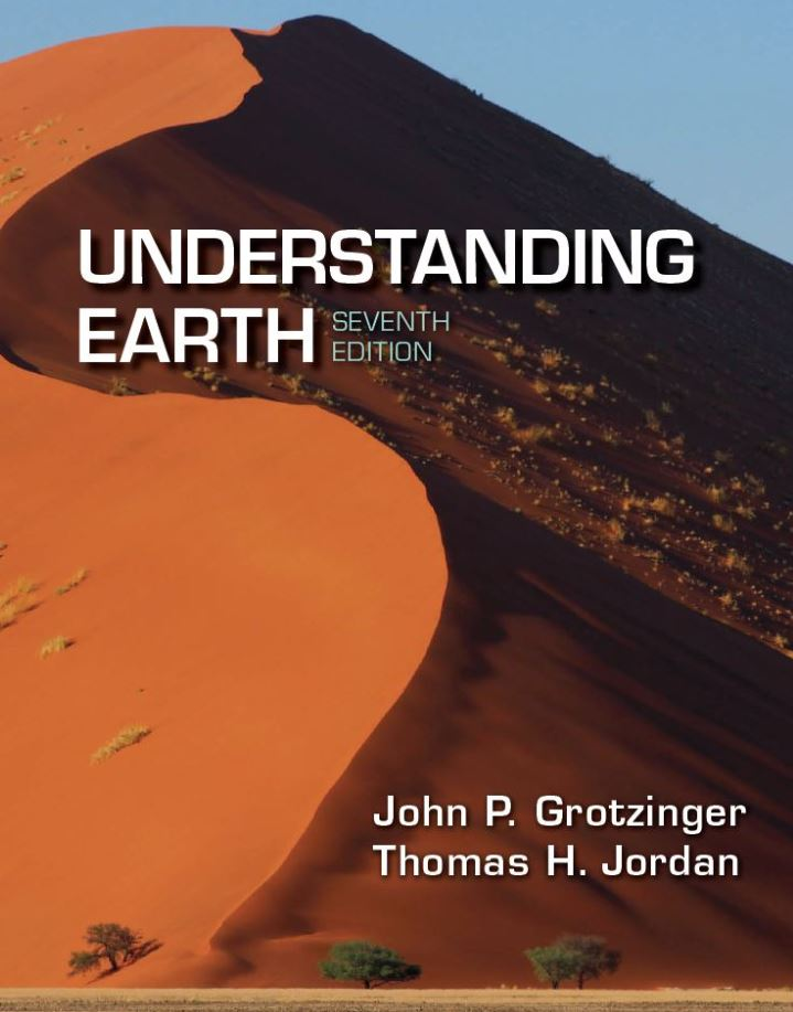 Understanding Earth 7th 7E John Grotzinger PDF