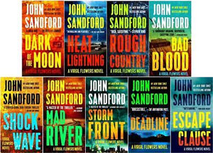 Virgil Flowers 1-10 Ebooks by John Sandford - Books with Benefits