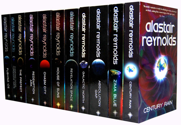 Alastair Reynolds Ebooks Collection - Books with Benefits