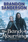 The Bands of Mourning by Brandon Sanderson (Mistborn #6) Audiobook MP3
