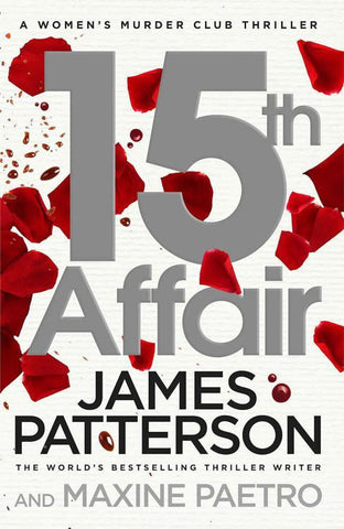15th Affair by James Patterson  Ebook (Women's Murder Club) - Books with Benefits