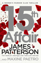 15th Affair - James Patterson (2016, Ebook) - Books with Benefits