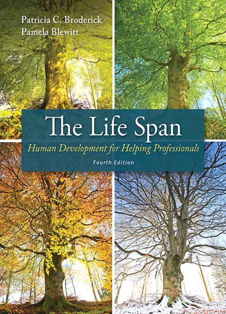 The Life Span: Human Development for Helping  4th Edition PDF