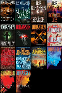Eve Duncan 1-23 by Iris Johansen Ebooks - Books with Benefits