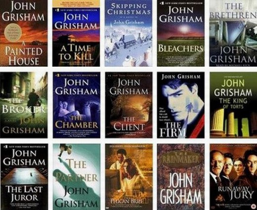 John Grisham Ebooks - Books with Benefits