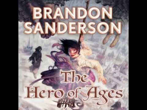 The Hero of Ages by Brandon Sanderson (Mistborn #3) Audiobook MP3