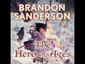 The Hero of Ages by Brandon Sanderson (Mistborn #3) Audiobook MP3 - Books with Benefits