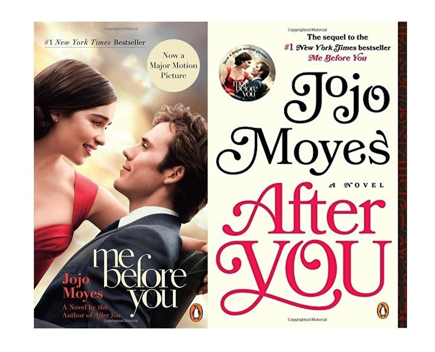 Me Before You and After You by Jojo Moyes  EBOOKS
