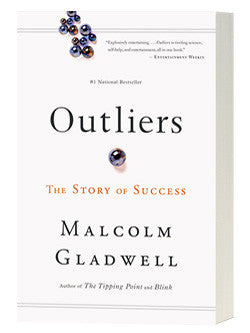 Outliers: The Story of Success by Malcolm Gladwell Ebook - Books with Benefits