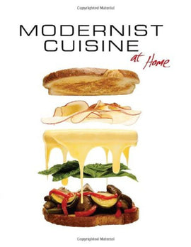 Modernist Cuisine at Home by Nathan Myhrvold PDF