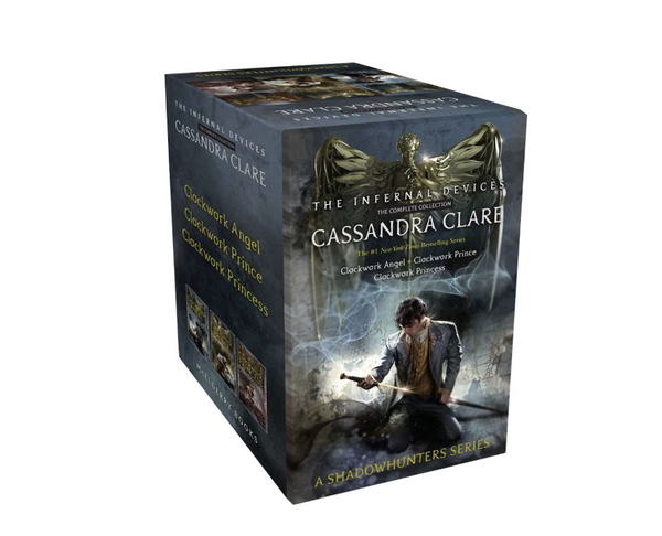 The Infernal Devices - Cassandra Clare (Ebooks)