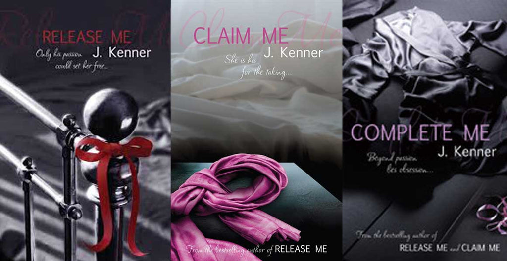 The Stark Trilogy by Julie Kenner  Ebooks 1-4