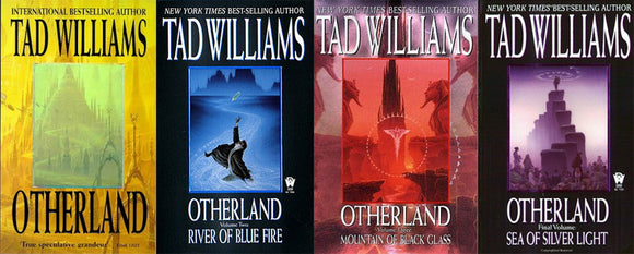Otherland 1-4 Ebooks by Tad Williams - Books with Benefits