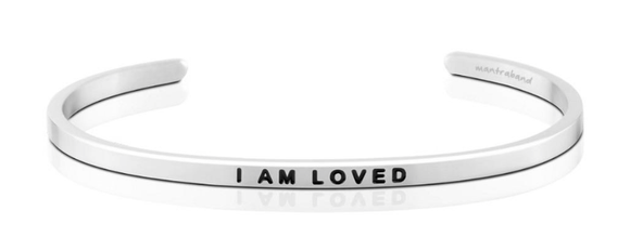 MantraBand I am Loved