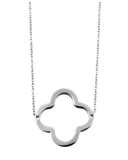 Open Clover Necklace