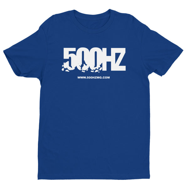 500Hz Music Group T-shirt