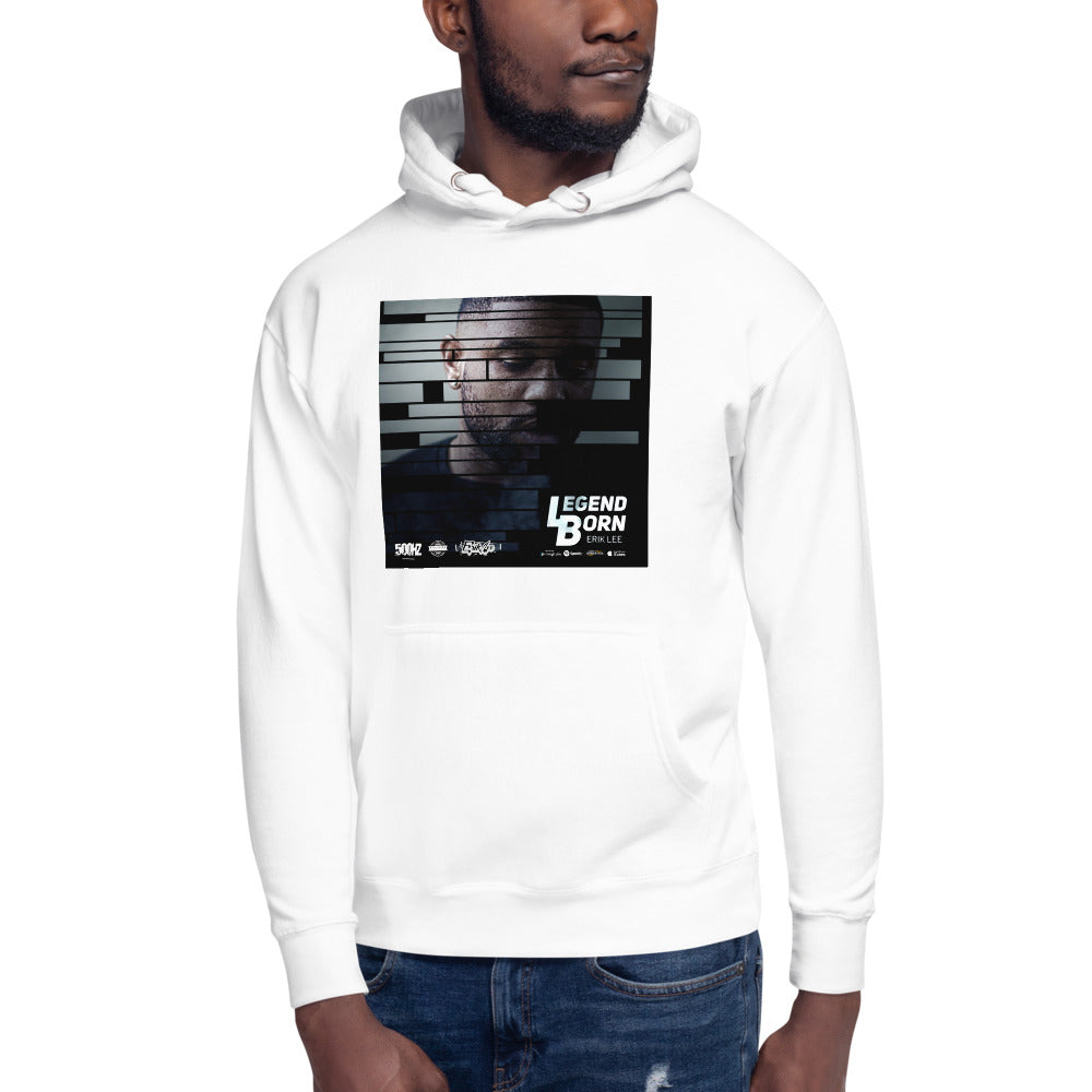 Official Legend Born Hoodie