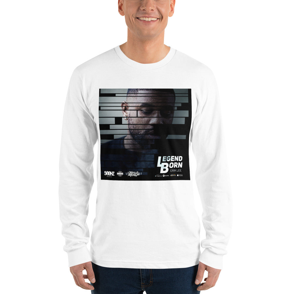 Official Legend Born Long Sleeve T-Shirt